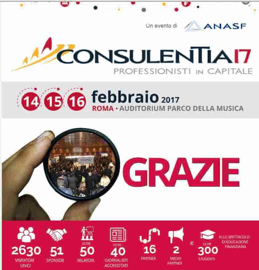 I numeri di Consulentia