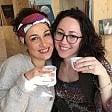 Caffè con gli amici di Fb    Lettera  La sfida di Irene