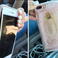 iPhone 7 Plus in fumo su Twitter, ipotesi autocombustione: Apple indaga