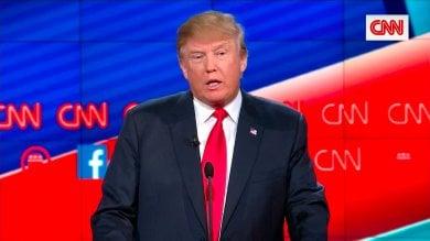 Usa, Trump contro la Cnn: cacciata da sala stampa   video     foto
