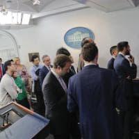 Usa, Cnn esclusa da conferenza stampa alla Casa Bianca