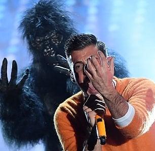 Desmond Morris: 'Perfetta la mia scimmia di Gabbani'