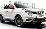 Idea Nissan Juke: per carnevale colori Arlecchino