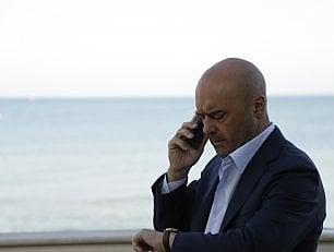 """Zingaretti: """"Mi piacerebbe somigliare a Montalbano"""""""