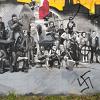 Niguarda, svastiche sul murale della Resistenza: non c'è pace per la partigiana Lia