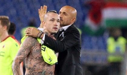 """Spalletti: """"Bene lo stadio ma non ci farà battere l'Inter"""""""