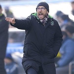"""Sassuolo, Di Francesco: """"Montella è un amico ma voglio batterlo"""""""