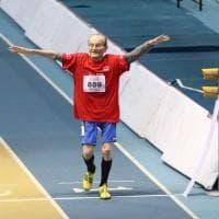 Salto in lungo: record del mondo per il centenario Giuseppe Ottaviani
