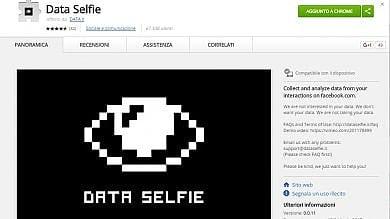 Facebook, cosa sa di te: lo svela Data Selfie un'estensione del browser Chrome