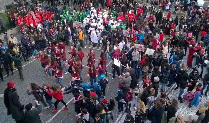 "BPER Carnival Race Day 1: Crotone ""vibra"""