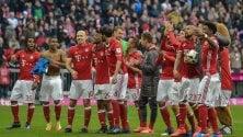 Ancelotti a quota 1000. E il Bayern dilaga: 8-0   Chelsea  riprende marcia