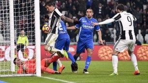 La Juventus non si distrae: 2-0 all'Empoli   foto     pagelle
