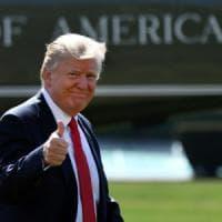 Usa, Trump diserta la cena dei corrispondenti: continua la guerra alla stampa