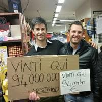 Superenalotto, centrato un 'sei' in provincia di Padova:  vale 93,7 milioni