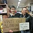 Superenalotto, un 'sei'  in provincia di Padova   vince 93,7 milioni