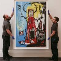 Sotheby's. All'asta per 20 milioni il ciclope di Basquiat