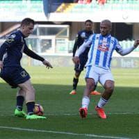 Chievo-Pescara, il film della partita