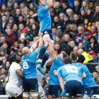 Rugby, Sei Nazioni: il film di Inghilterra-Italia