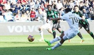 Sassuolo-Milan 0-1, decide Bacca tra rigori e polemiche