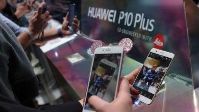 Le ammiraglie di Huawei: P10 e P10 Plus /   Foto