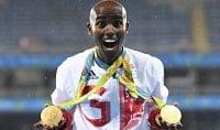 Nuovi sospetti di doping  su Farah e il suo coach