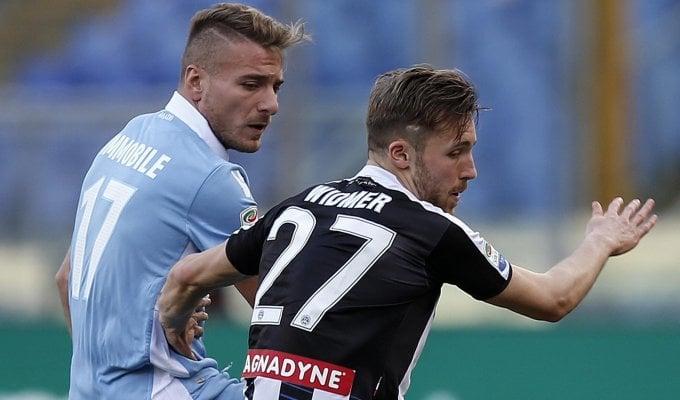 Le pagelle di Lazio-Udinese: Parolo il migliore, Kums opaco