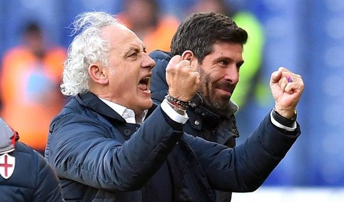 """Genoa, Mandorlini: """"Abbiamo meritato il pari"""""""