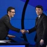 """Pd, Renzi attacca: """"La scissione è stata ideata e prodotta da D'Alema"""""""