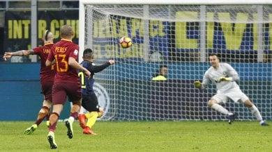 Inter-Roma 1-3, Nainggolan lascia i giallorossi in corsa per lo scudetto