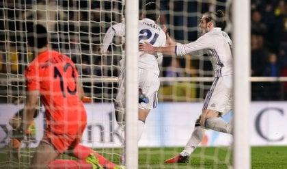 Real Madrid, rimonta di carattere Il Barcellona espugna il Calderon