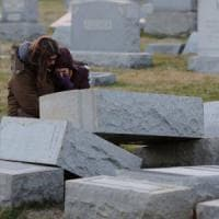 Philadelphia, profanato un cimitero ebraico: danneggiate 500 tombe