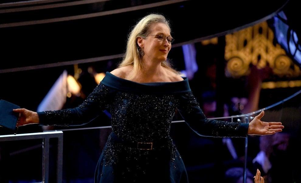 "Standing ovation per Meryl Streep, la ""sopravvalutata"""