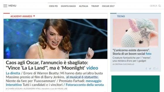 La nuova homepage di la home degli italiani for Repubblica homepage it