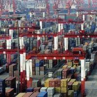 Commercio extra Ue, balzo dell'export a gennaio
