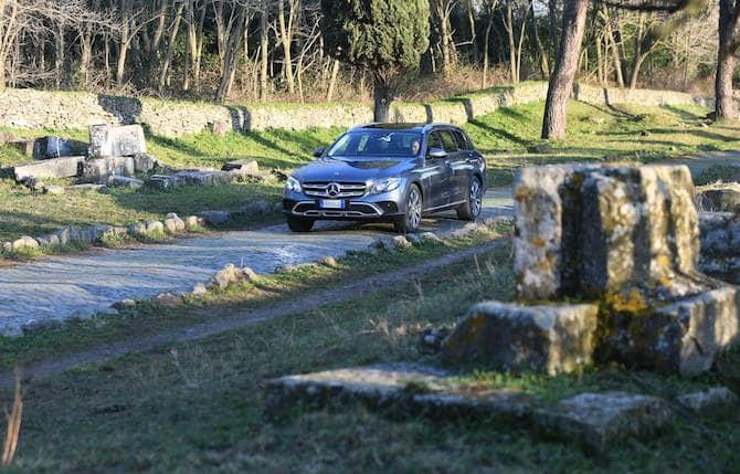 Nuova Mercedes-Benz Classe E 4Matic All-Terrain: sempre più versatile