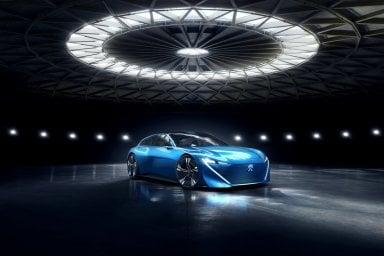 Peugeot Instinct Concept, l'autonoma ubbidiente