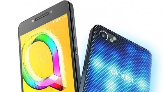 Alcatel A5 lo smartphone per millennials