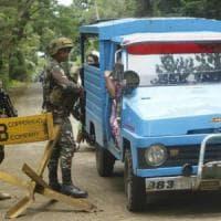 Filippine, militanti Isis giustiziano ostaggio tedesco