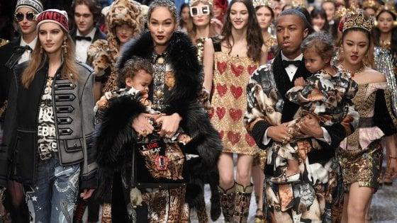 Fashion Week Milano: la famiglia social
