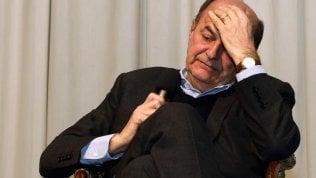 """Bersani: """"E' Renzi il regista della scissione"""".Ed Emiliano: """"Votatemi per mandarlo via"""" video"""