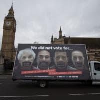 Brexit, Londra vuole già chiudere le porte: