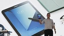 Samsung, ecco Galaxy Tab S3 e Galaxy Book
