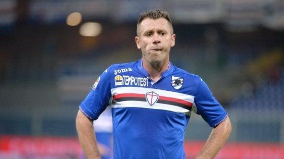 Allenamento calcio Sampdoria Acquista