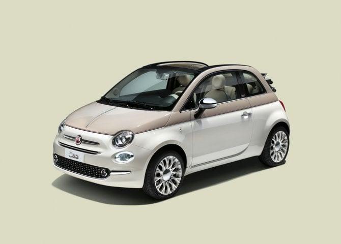 Fiat 500, una serie speciale per i 60 anni