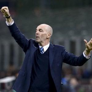 Inter, Pioli ci ripensa subito: a Cagliari con la difesa a 4