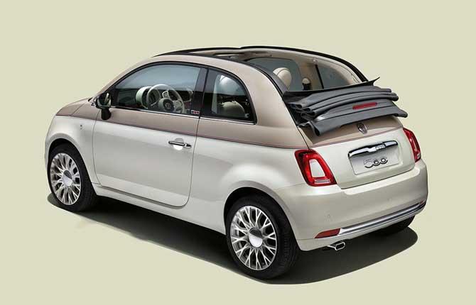 Fiat 500, comincia la festa per i primi 60 anni