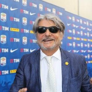 """Arbitri sotto tiro, Ferrero si trasforma in difensore: """"Basta, lasciamoli lavorare"""""""