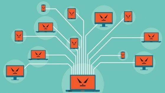 Cybercrime, nel 2016 sono triplicati i virus sui dispositivi mobili
