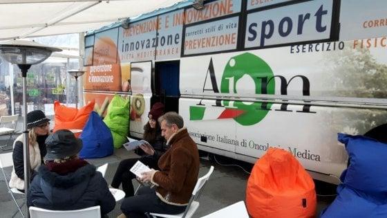 Tour della Prevenzione, prossima fermata: Brindisi