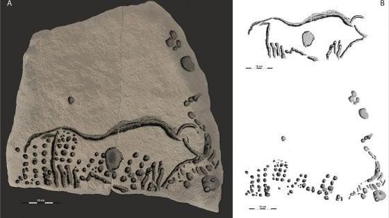 Impressionisti del Paleolitico, capolavori scolpiti nella roccia di 38mila anni fa